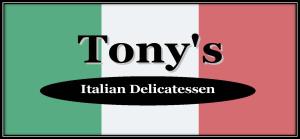 SPONSOR: Tony's Italian Delicatessen