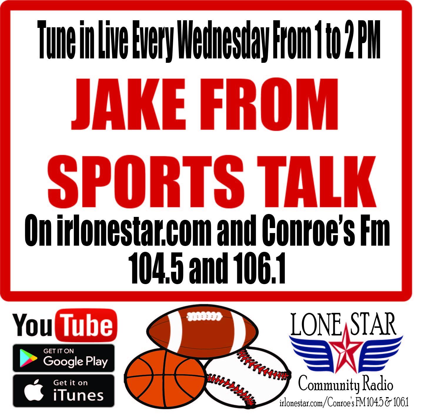 Jake From Sports Talk